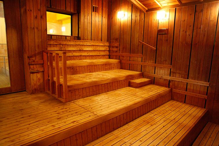Sauna Tower src=